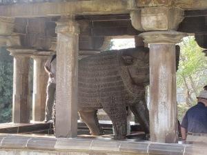 """""""Khajuraho India, Varaha Temple"""" by Rajenver"""