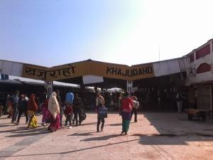 Khajuraho railway station